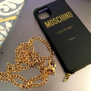 Moschino iPhone 11 PRO MAX case